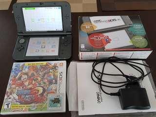 🚚 Nintendo 3DS XL (Black)