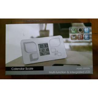 Calendar Weighing Scale EB9506 Multi-function