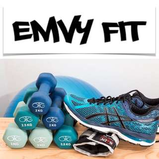 EMVY FIT - Mama & Baby Fitness Classes
