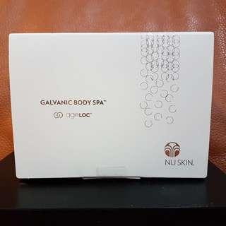 (New) Nuskin Galvanic Body Spa (Black: Limited Edition)