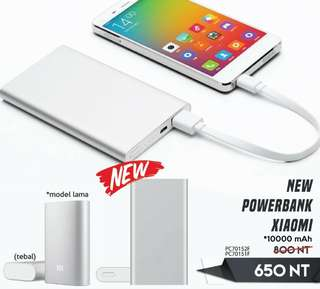 🚚 Xiaomi Powerbank 10000mAh