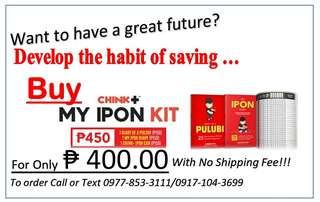 Ipon Kit