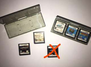 REPOST! Nintendo DS Game Cart