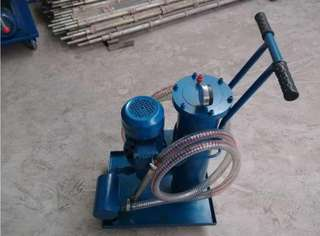 Diesel cleaner pump.