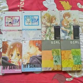 Komik Serial Cantik 2 Volume End Tamat