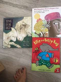 🚚 HUGE books. Alfie Bug is lift-the-flap book