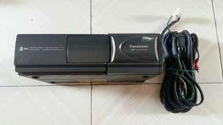 Panasonic  8 disc CD changer