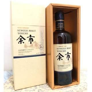 NIKKA 余市 NAS 日本 威士忌 Japanese Whisky (另有輕井沢, 山崎, 余市, 白州, 宮城峽, 駒ケ岳, 秩父, 羽生)