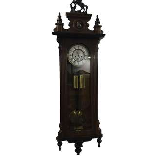 1880 Kienzle 2 weight clock