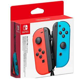 Nintendo Switch Neon Joycon