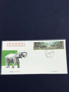 China Stamp- 1995-11 B-FDC
