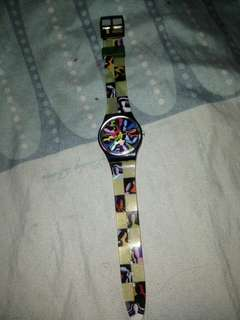 Swatch Standart Gents || good condition || jam aja || no box