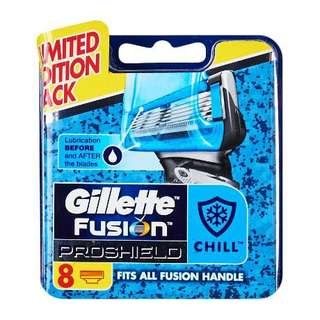 GILLETTE FUSION PROSHIELD LIMITED EDITON PACK