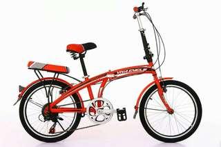 Sepeda lipat viva cycle