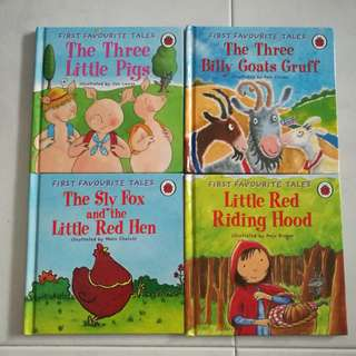 🚚 Children Books - Ladybird series / First Favourite Tales