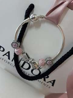Pandora Bow Set