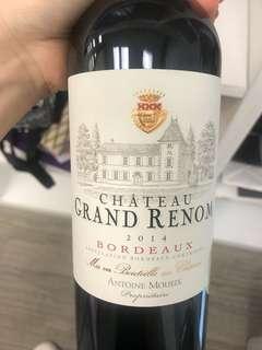 法國波爾多紅酒 French red wine