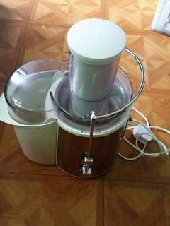 Juice extractor kenwood