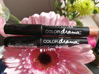 Color Drama Intense Velvet Lip Pencils