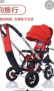 Baby & kids tricycle/ multi functional toddler tricycle/ kids bike/ Baby travel