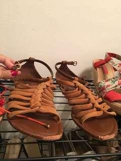 🚚 LV 涼鞋