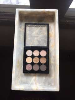 Mac Eye Shadow Palette Amber Times Nine
