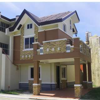Single Attached - RCD BF Homes, Parañaque City