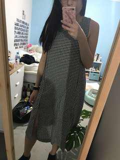 Stylenanda Gingham Dress