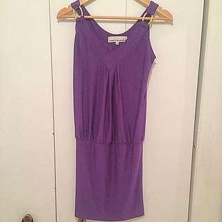 Dress Purple Xs
