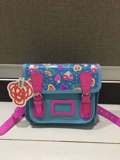 Smiggle satchel bag