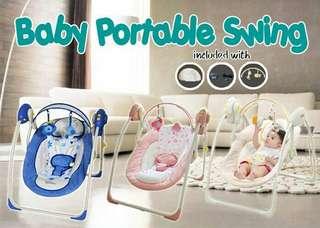 HULALA BABY PORTABLE SWING