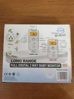 Baby Monitor ~ Little Giant