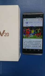 LG V20 港行95新双咭全套