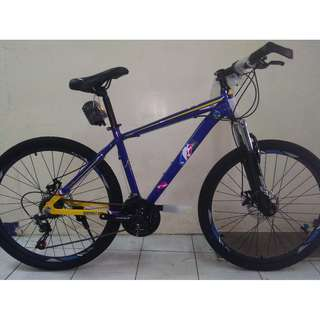 Brand New Alloy MTB 26er
