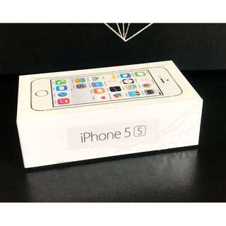 iPhone 5s 32G Original Brand New 全新無保固