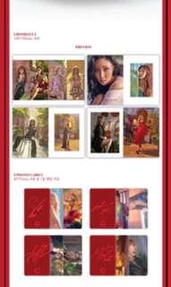 MAMAMOO 7th Mini Album-REDMOON