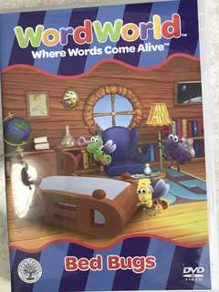 Word World.com where Words Come Alive - Bed Bugs (DVD)