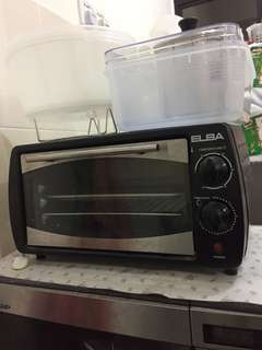 Elba electric oven
