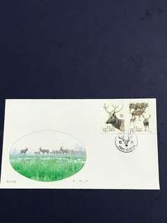China Stamp- 1988 T132 FDC