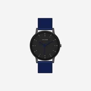 LoveHopeFaith's Navy Blue Watch