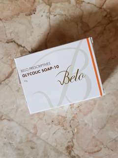 Belo Glycolic Soap -10