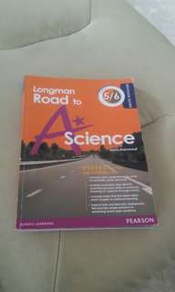 Science revision guide for P5/P6