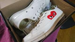 Comme des garcons Converse Shoes