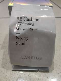 (Refill) Laneige bb cushion whitening