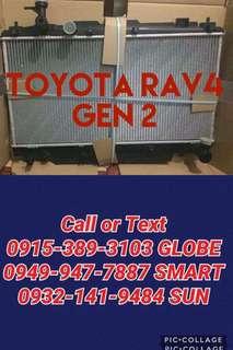 Toyota RAV4 gen2 radiator