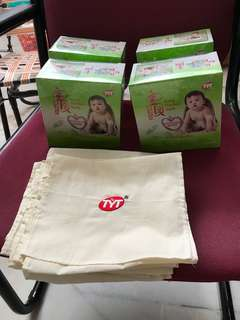 TYT Baby Herbal Bath with free bengkung