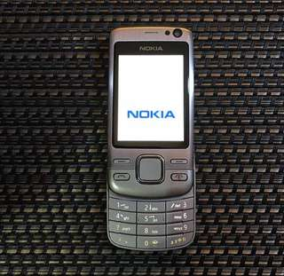 Nokia 6600i Silver