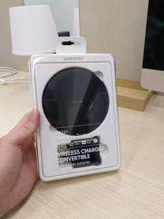 Original Samsung wireless charger convertible (Fast charge)