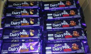 Cadburry Dairy Milk