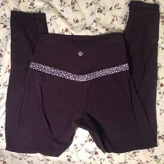 LULULEMON ALIGN 7/8 PANTS (Size 4)
